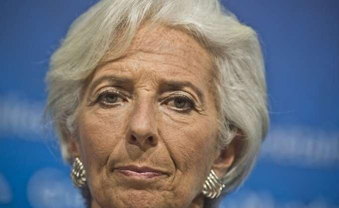 Λαγκάρντ: Δύο μεγάλες κατηγορίες κινδύνων για την παγκόσμια οικονομία
