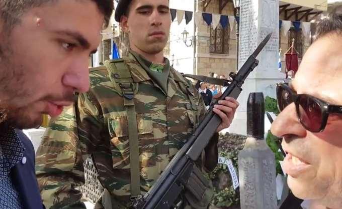 Αποδοκίμασαν βουλευτή του ΣΥΡΙΖΑ στη Σιάτιστα