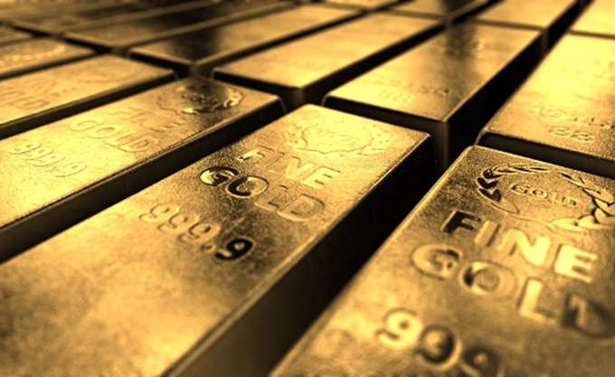 Μικρές απώλειες ο χρυσός