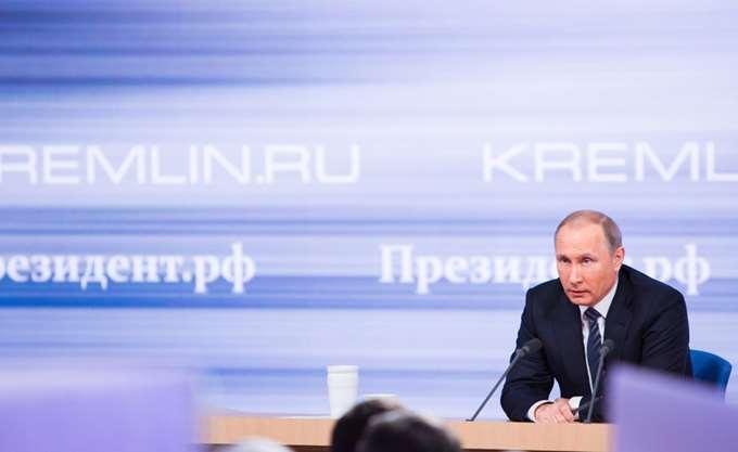 Ο Πούτιν κατέθεσε τα έγγραφα για την υποψηφιότητά του στις προεδρικές εκλογές του 2018
