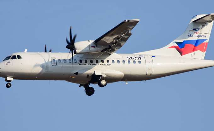 23.000 θέσεις με τη Sky Express από 9,90 Ευρώ!