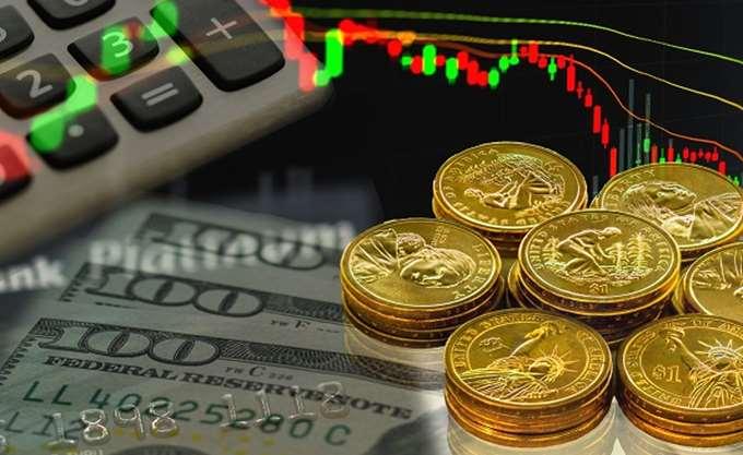 Πτωτικά ο χρυσός λόγω της ενίσχυσης του δολαρίου