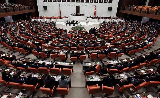 """Τουρκία: Στη Βουλή """"αντιτρομοκρατικό"""" ν/σ που θα αντικαταστήσει την κατάσταση έκτακτης ανάγκης"""