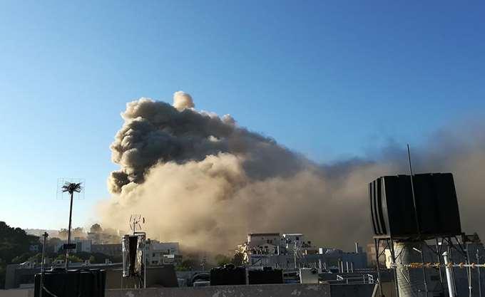 Περιβαλλοντικές μετρήσεις για πιθανές επιπτώσεις από την πυρκαγιά στο Πανεπιστήμιο Κρήτης
