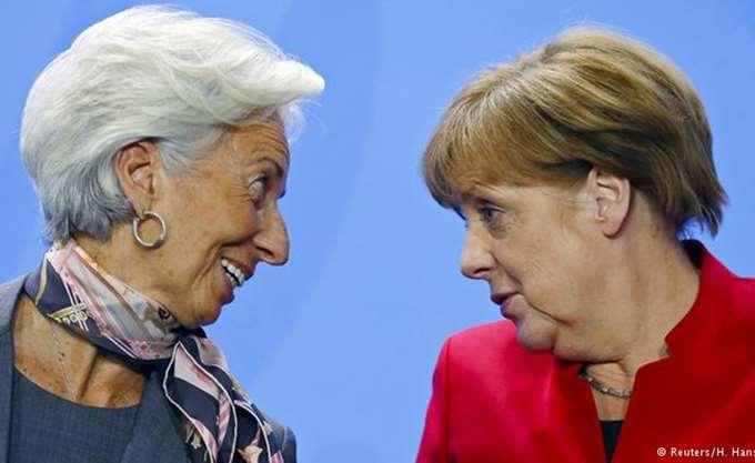 Merkel: Βλέπει Lagarde-Juncker την Τετάρτη με ατζέντα την Ελλάδα