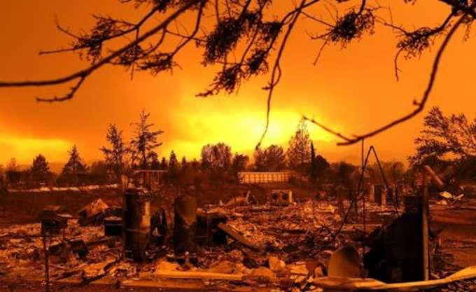 Καλιφόρνια - πυρκαγιές: Σε τουλάχιστον 25 ανέρχονται οι νεκροί