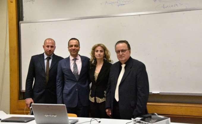 Διάλεξη ΣΕΔ για την Εταιρική Διακυβέρνηση και τον Μετοχικό Ακτιβισμό, στο Πανεπιστήμιο Πειραιά
