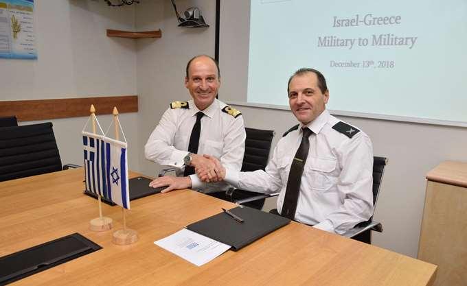 Πρόγραμμα Αμυντικής Συνεργασίας Ελλάδας-Ισραήλ