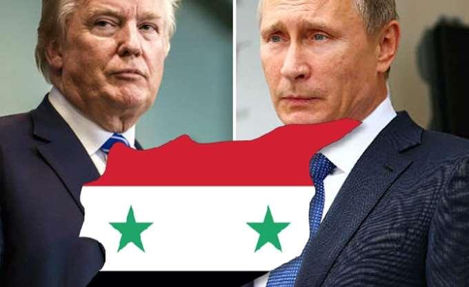 Πιθανή συνάντηση Putin-Trump με θέμα τη Συρία