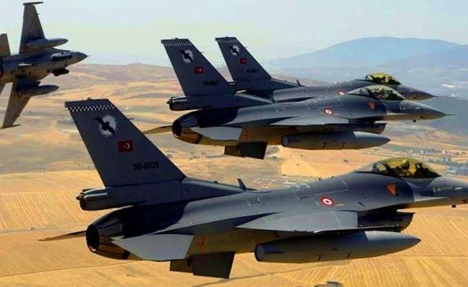 Παραβιάσεις ξανά από τουρκικά αεροσκάφη - Μία εικονική αερομαχία