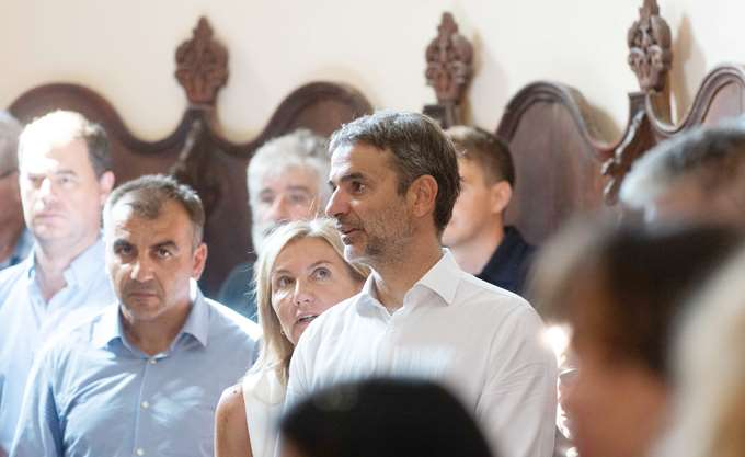 Μητσοτάκης: Ας είναι η απελευθέρωση των δύο στρατιωτικών απαρχή θετικών εξελίξεων για τη χώρα