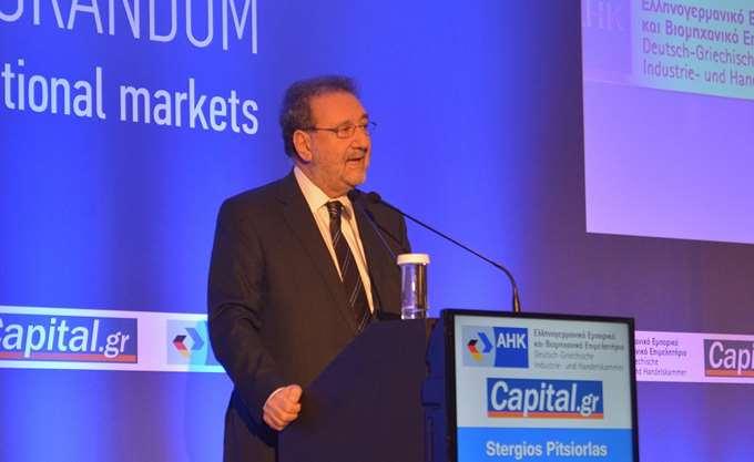 Στ. Πιτσιόρλας: Χρειάζεται σύνθετη στρατηγική για την επίτευξη της ανταγωνιστικότητας