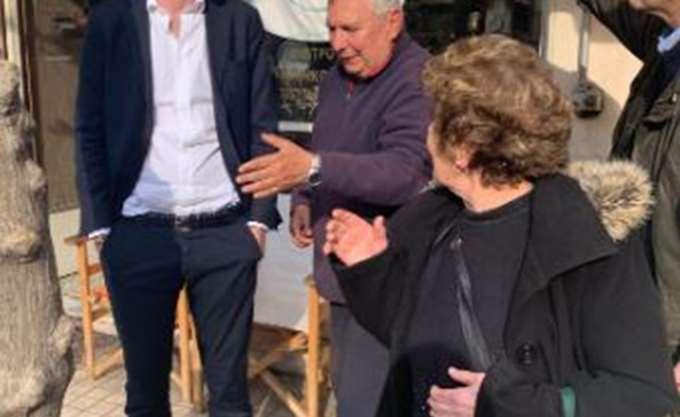 Κ. Μπακογιάννης: Ο πεζόδρομος της Αγίας Ζώνης να ξαναδώσει οξυγόνο στην αγορά της Κυψέλης