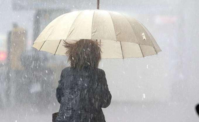 """Ισχυρές βροχές και καταιγίδες αναμένεται να φέρει ο """"Ορέστης"""""""