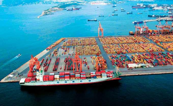 Κοντέινερ γεμάτο ναρκωτικά χάπια Captagon εντοπίστηκε στο λιμάνι του Πειραιά