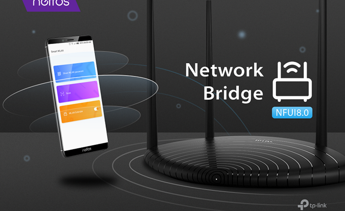 TP-Link: Παρουσίασε το νέο περιβάλλον χρήσης, NFUI 8.0, για smartphones Neffos