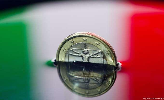 """Ιταλία: """"Ψαλίδι"""" στην πρόβλεψη για την ανάπτυξη - Στο 0,2% από 1%"""