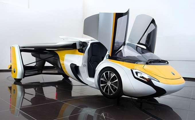 Έτοιμο για παραγγελίες το ιπτάμενο αυτοκίνητο AeroMobil