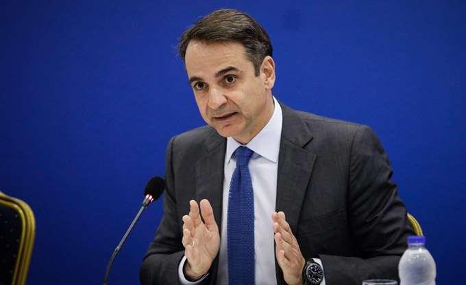 Κ. Μητσοτάκης: Ο Τσίπρας πρωθυπουργός των φόρων, του ψέματος, της βίας και της ανομίας