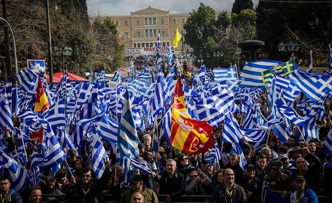 ΒΕΘ: Εθνικά επιζήμια η Συμφωνία των Πρεσπών