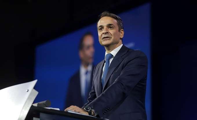 Κ. Μητσοτάκης: Απόρριψη του ΣΥΡΙΖΑ σημαίνει ψήφος στη ΝΔ - Σημαίνει ισχυρή ΝΔ στην κάλπη των ευρωεκλογών