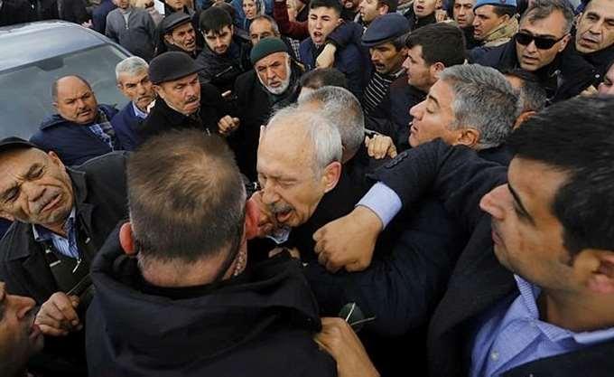 Τουρκία: Επίθεση στην Άγκυρα δέχθηκε ο Κεμάλ Κιλιτσντάρογλου