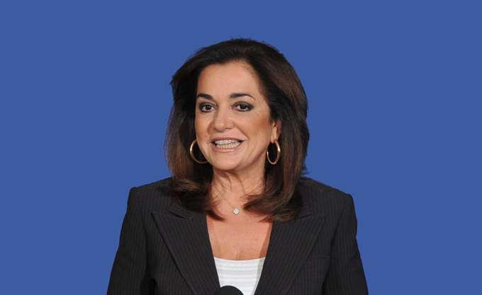 Αντιπρόεδρος της ΚΟ του ΕΛΚ επανεξελέγη η Ντόρα Μπακογιάννη