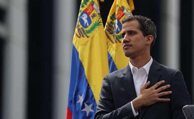 Γκουαϊδό: Θα αυξήσουμε την πίεση στον Μαδούρο