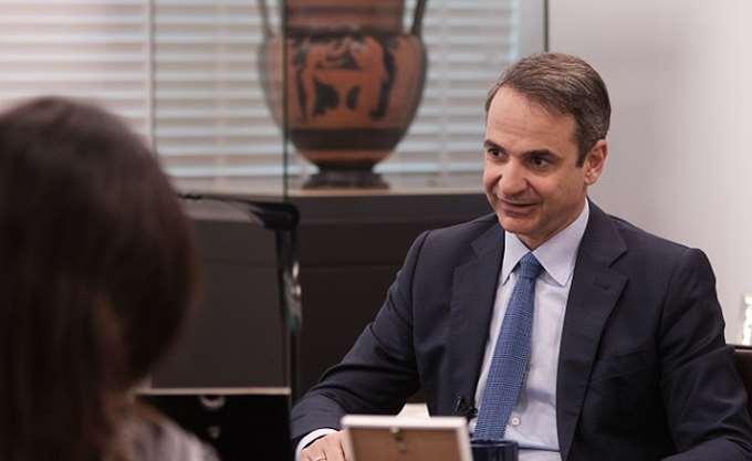 Κ. Μητσοτάκης: Η παραγωγική Ελλάδα θα ανασάνει και πάλι