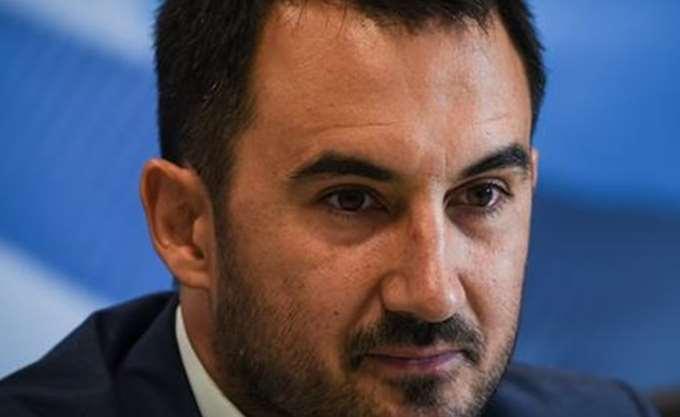 Χρηματοδοτήσεις δήμων για επενδυτικά έργα και αναβάθμιση υποδομών σε σχολικές μονάδες, ανακοίνωσε ο Αλ. Χαρίτσης