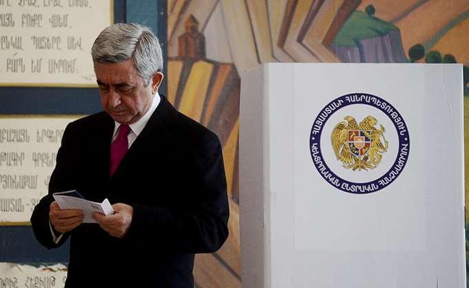 Αρμενία: Θρίαμβος Πασινιάν στις πρόωρες βουλευτικές εκλογές