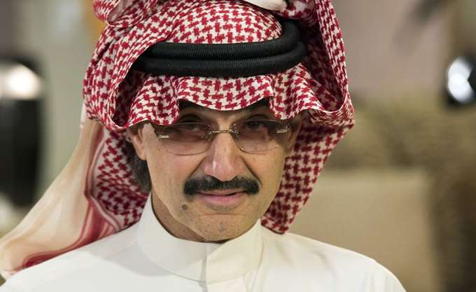 Διπλό χτύπημα για τον Σαουδάραβα Πρίγκιπα Alwaleed bin Talal: μετά τη σύλληψη έχασε και 2 δισ. δολάρια