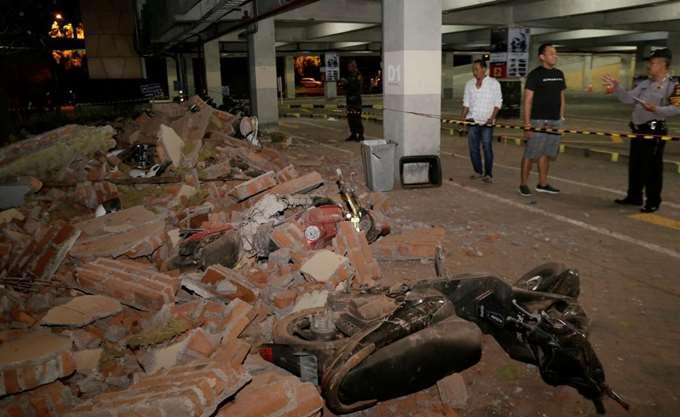 Ινδονησία: Στους 1.407 ο αριθμός των νεκρών από τον σεισμό των 7,5 βαθμών