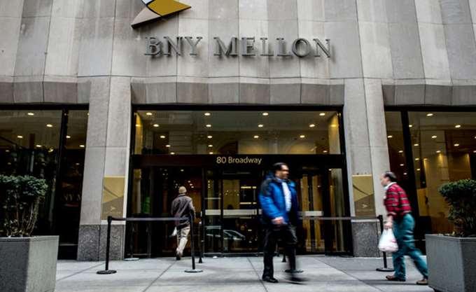 Υποχώρησαν 20% τα κέρδη της Bank of New York Mellon