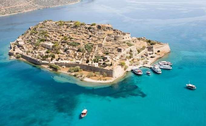 Σπιναλόγκα, το πρώτο σε επισκεψιμότητα νησάκι της Κρήτης