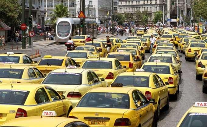 Πάνω από 140 χώρους στάσης–στάθμευσης ταξί, με χωρητικότητα 745 θέσεων, έχει εγκρίνει ο ΟΑΣΑ