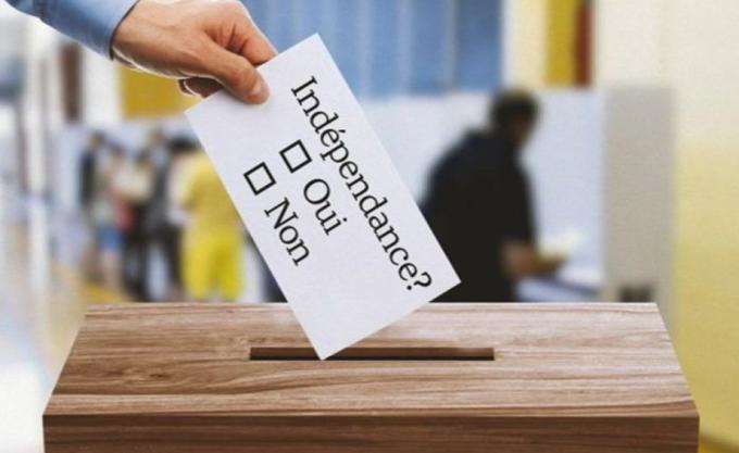 """Νέα Καληδονία: """"Όχι"""" στο δημοψήφισμα για την ανεξαρτησία απ' τη Γαλλία"""