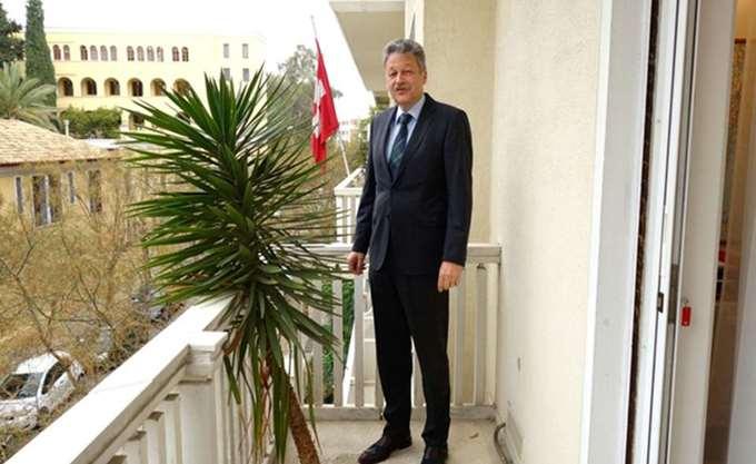 """Δυνατότητες περαιτέρω συνεργασίας Ελλάδας-Ελβετίας """"βλέπει"""" ο Ελβετός πρεσβευτής"""