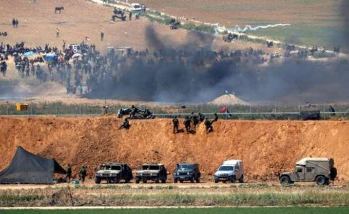 Δύο Παλαιστίνιοι σκοτώθηκαν από τον ισραηλινό στρατό, σύμφωνα με την Χαμάς