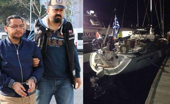 Σύλληψη υπόπτου για διασυνδέσεις με τον Γκιουλέν σε σκάφος με ελληνική σημαία