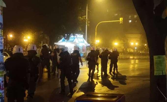 Θεσσαλονίκη: Ένταση στην πορεία για τον Παύλο Φύσσα