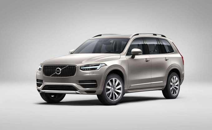 Κίνα: Ανάκληση 6.223 οχημάτων Volvo XC90