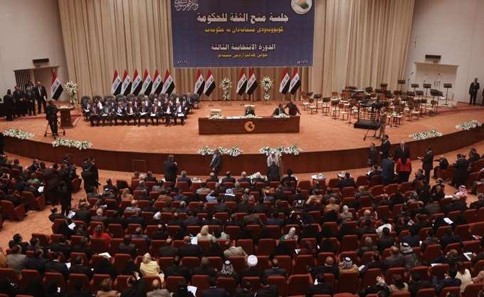 Ιράκ: Ο φιλοϊρανός σιίτης αλ Αμέρι απέσυρε την υποψηφιότητά του για την πρωθυπουργία