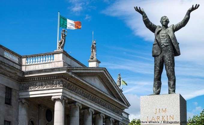 Παραιτήθηκε η αντιπρόεδρος της ιρλανδικής κυβέρνησης