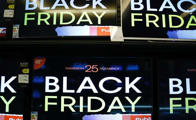 Η Black Friday δεν έφερε την άνοιξη στο λιανεμπόριο