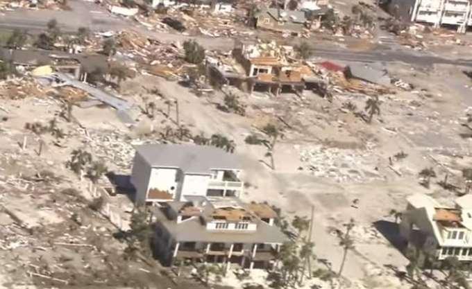 ΗΠΑ: Αυξήθηκε σε 12 ο απολογισμός των νεκρών από τον κυκλώνα Μάικλ