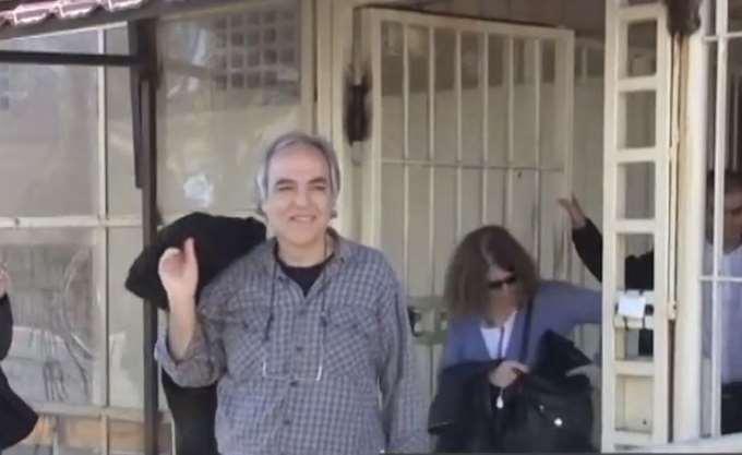 Εκτός φυλακής ξανά ο Δημήτρης Κουφοντίνας