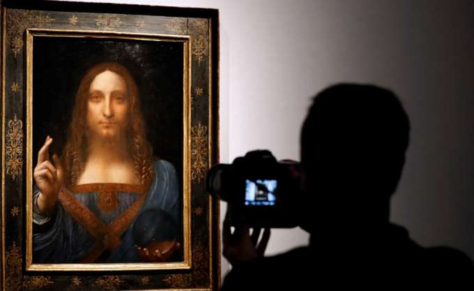 Δεν αγόρασε ο πρίγκιπας διάδοχος της Σ. Αραβίας τον πίνακα του Ντα Βίντσι