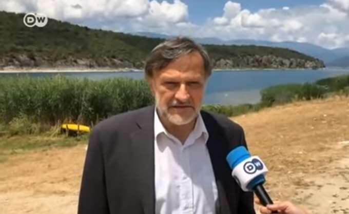 """Κ. Σέλτσας: Ποτέ δεν είπα ότι είμαι """"εθνικός Μακεδόνας"""""""