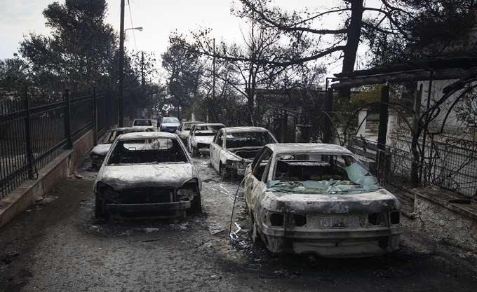 Έλλειψη συντονισμού κατά την καταστροφική πυρκαγιά καταγγέλλει η ΠΟΕΔΗΝ